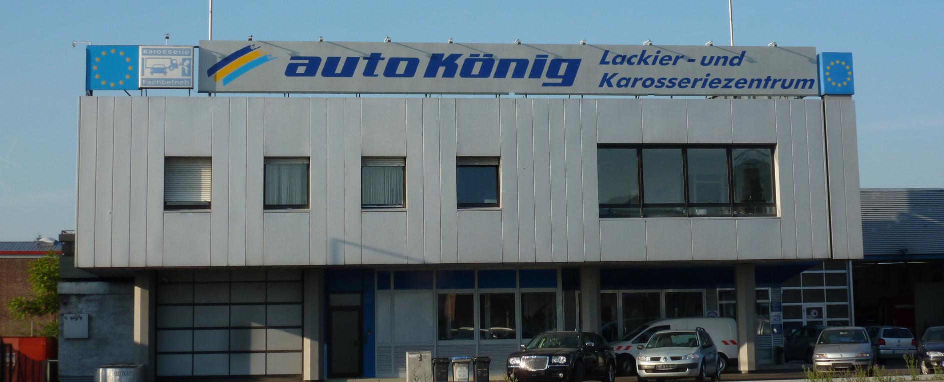 Fassade Auto König